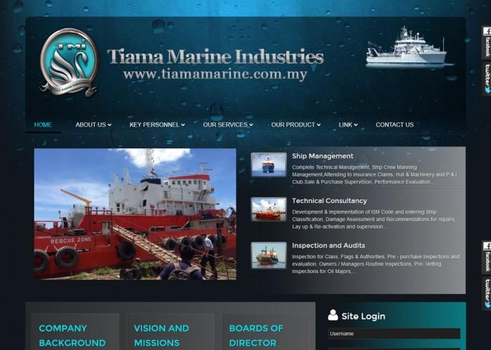 Tiama Marine Industries Sdn. Bhd.