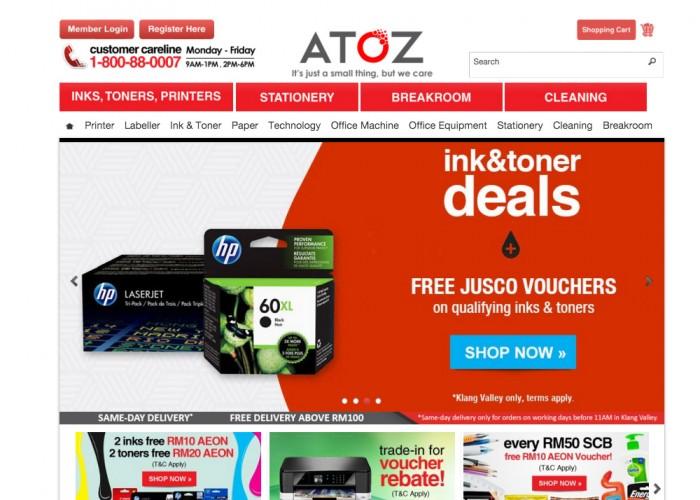 Atoz Computer Media Sdn Bhd