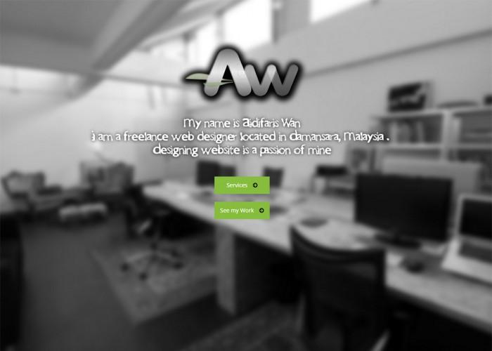 Freelance Web Designer Malaysia