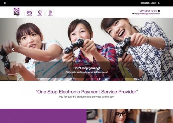 e-pay eCommerce Portal