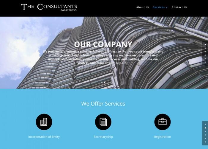 Professional Corporate Consultant Services