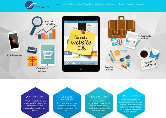 Website Design and Internet Marketing