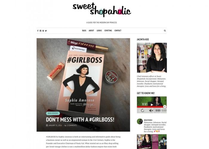 Sweet Shopaholic