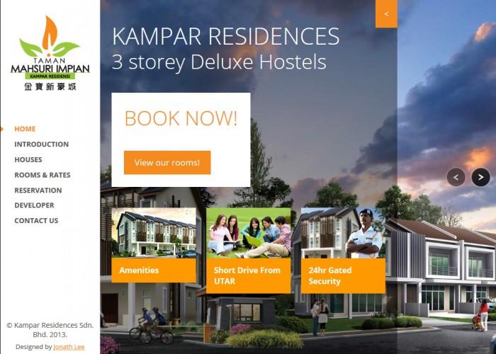 Kampar Residences