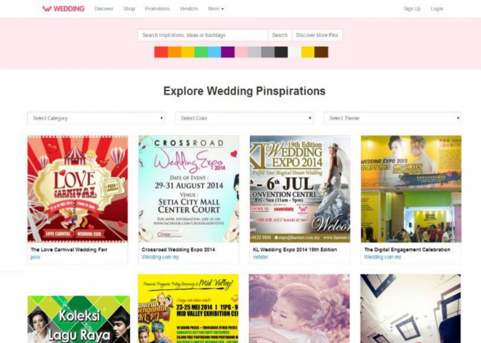 Malaysia Wedding Marketplace