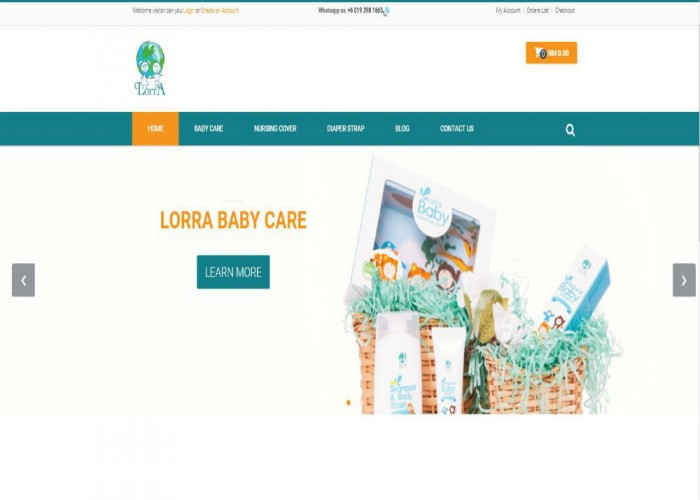 Lorra – Only the BEST for your little ones