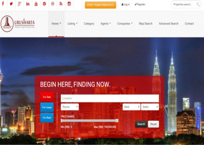 Malaysia's Largest Real Estate Listing