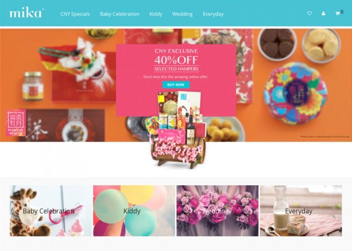 Mika Premium Gift Shop