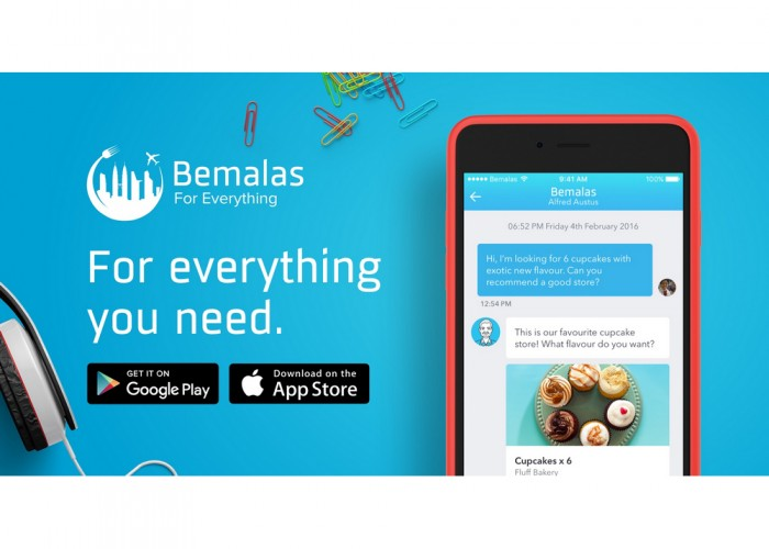 Bemalas. For Everything