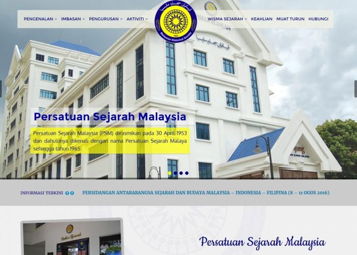 Persatuan Sejarah Malaysia