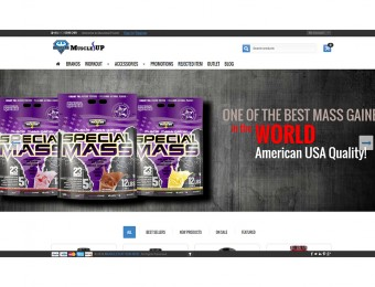 Bodybuilding Supplement & Accessories Online Store