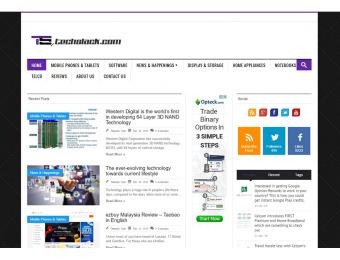 TechSlack – Latest Gadget Reviews and Technology News