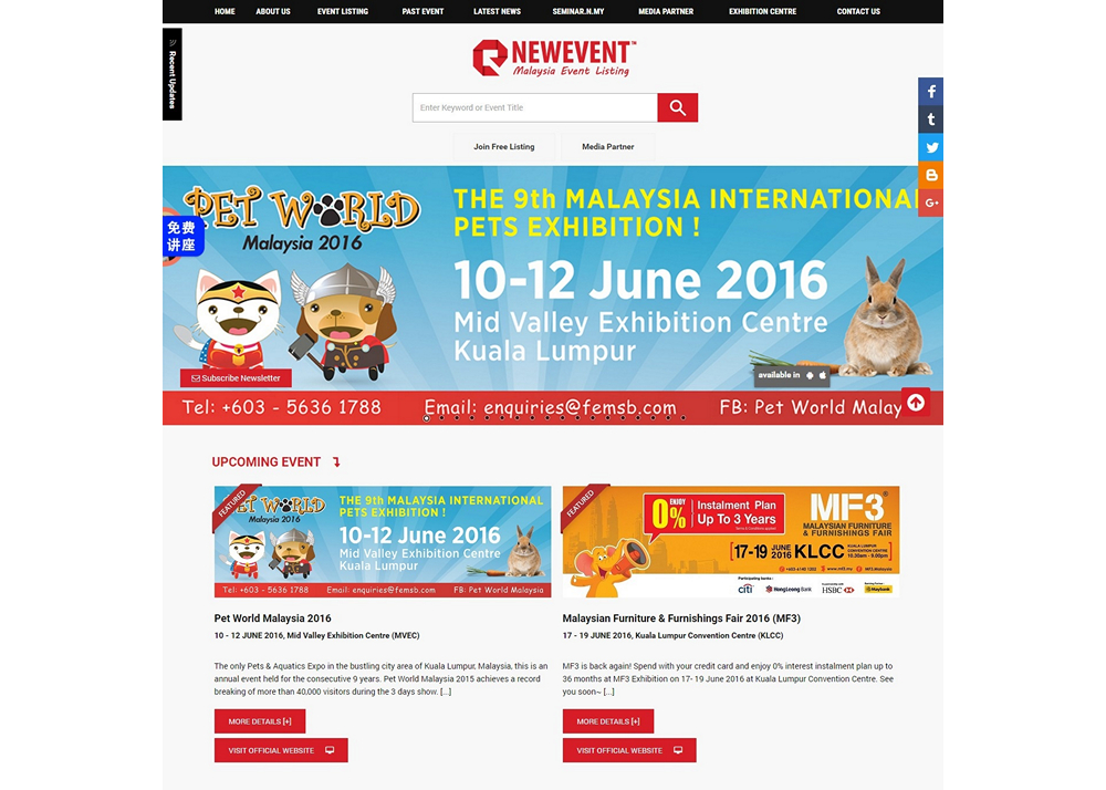 Malaysia Event Directory