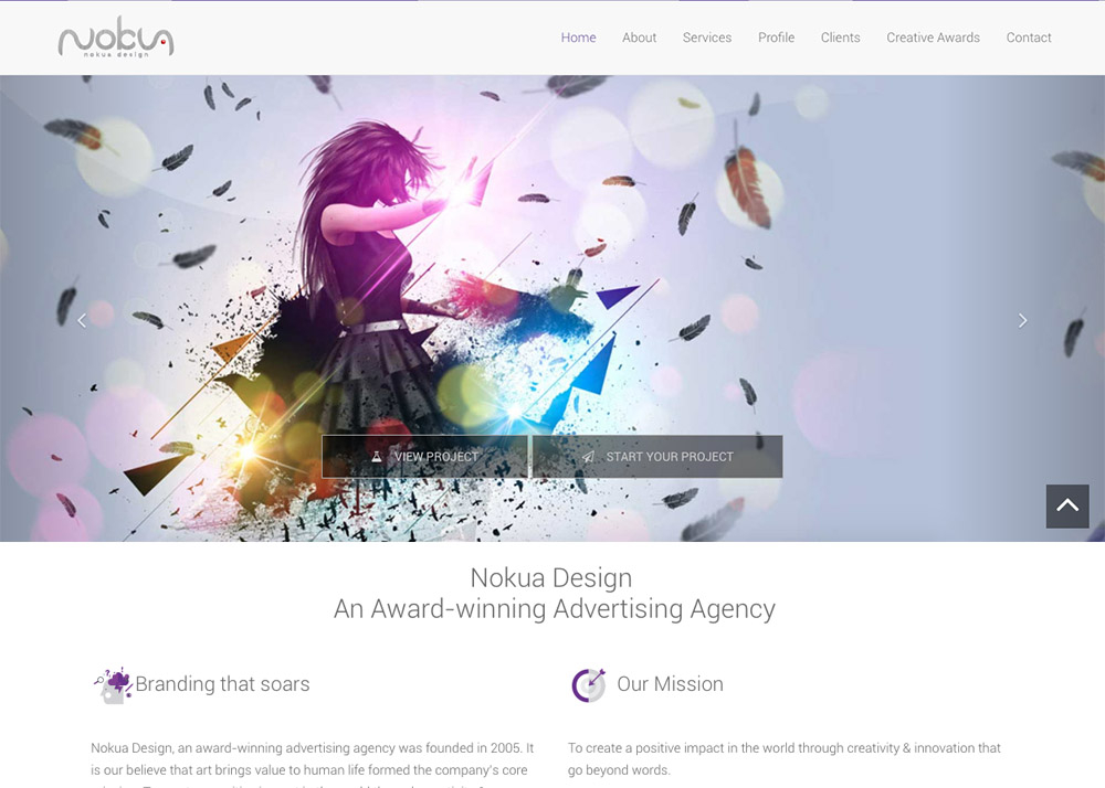 Nokua Design – Award Winning Advertising Agency Malaysia