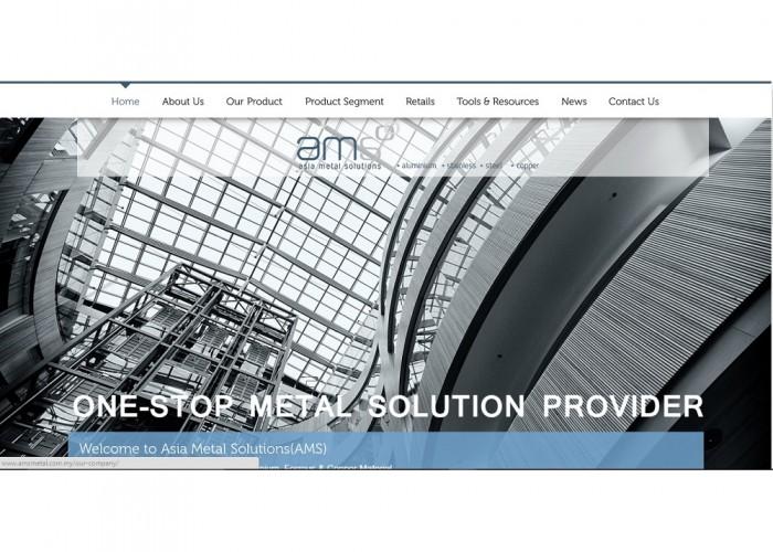 AMS Metal : Aluminium, Ferrous & Copper Supplier In Malaysia