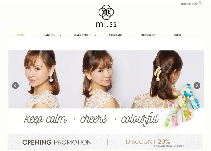 Mi.ss Shop – On-trend accessories