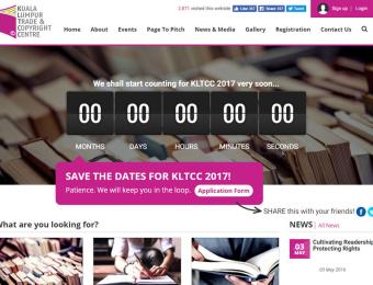 KLTCC – Kuala Lumpur Trade & Copyright Centre