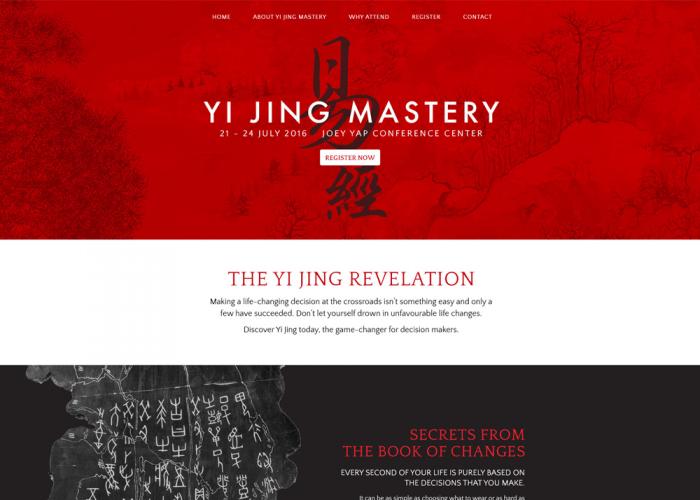 Yi Jing Mastery