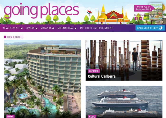 Going Places Magazine