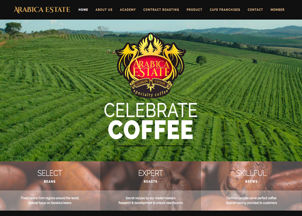Arabica Estate | Specialty Coffee Malaysia