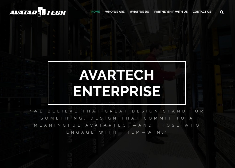 Avatar Tech – Your IT Solution