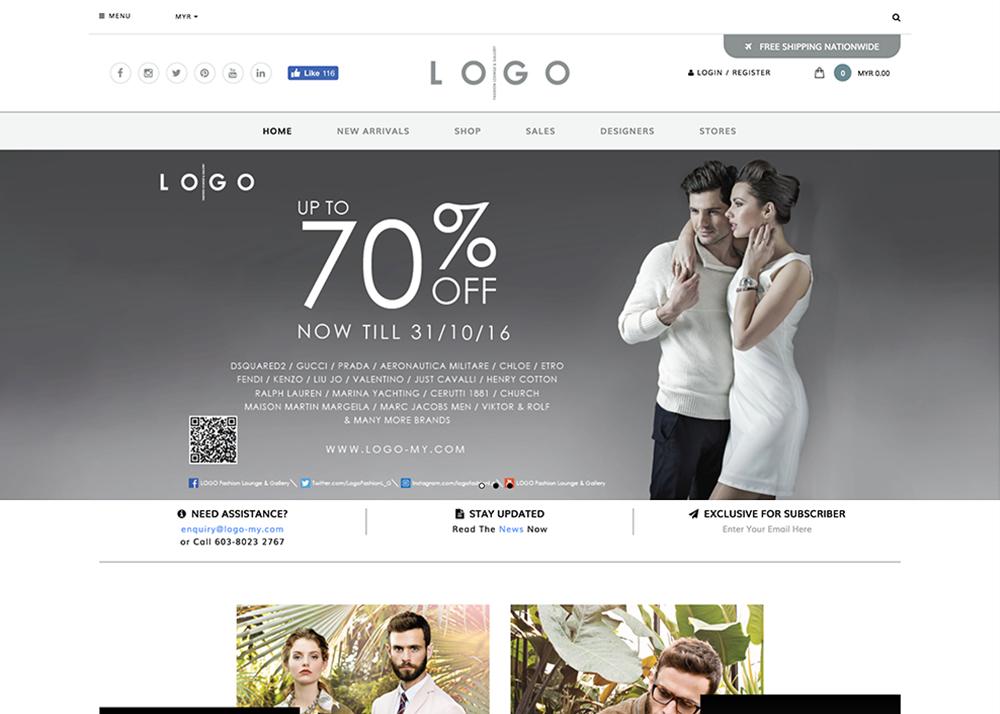 LOGO Fashion Lounge Gallery