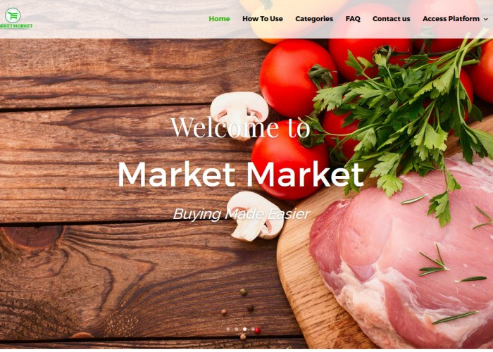 Market Market Malaysia