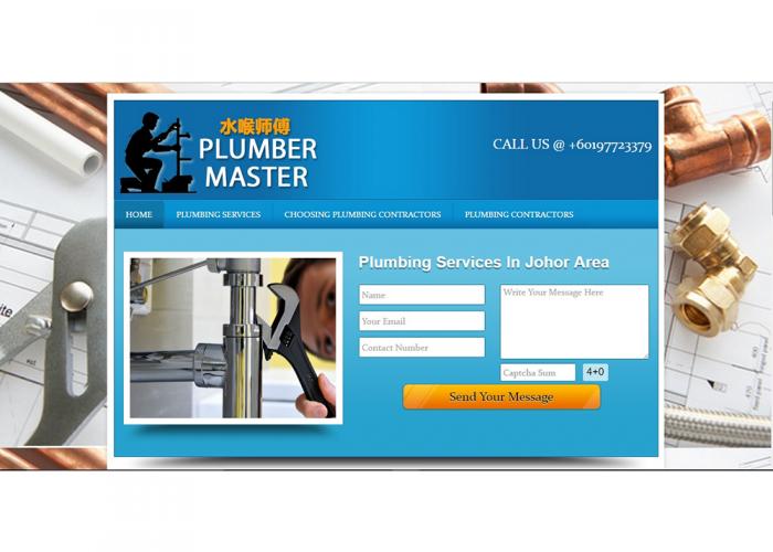 Plumbing Contractor Johor Bahru