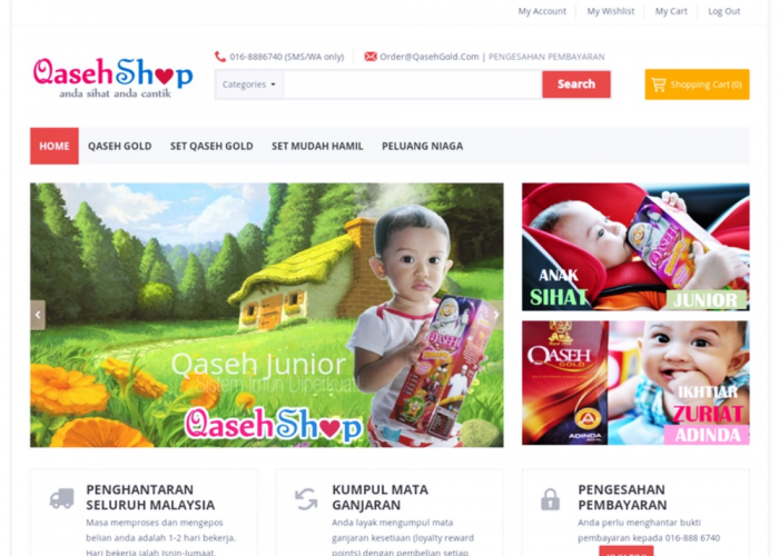 QasehShop