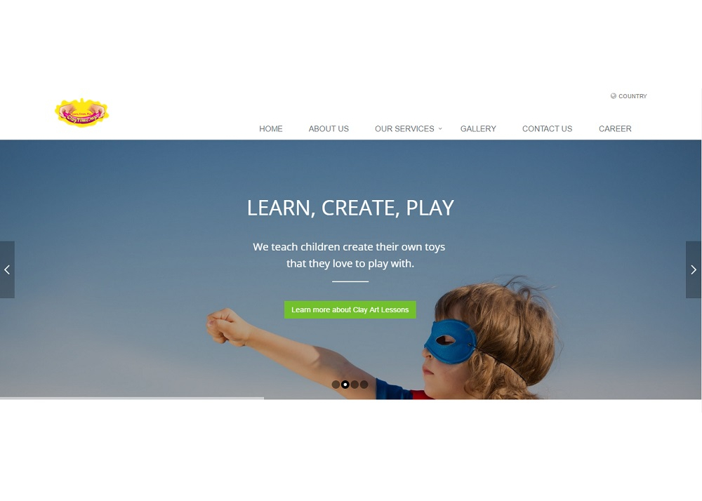 ClayTime (Learn, Create, Play)