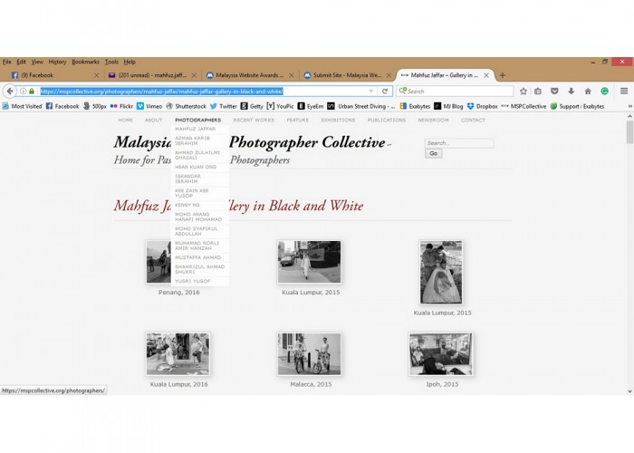 Malaysian Street Photographer Collective