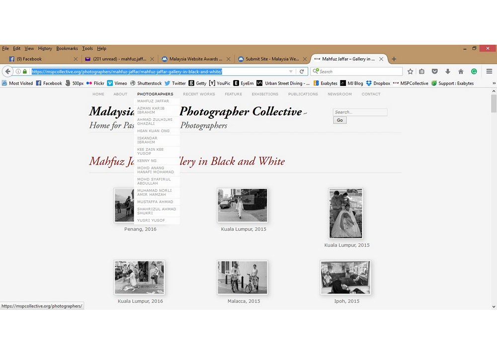 Malaysian Street Photographer Collective