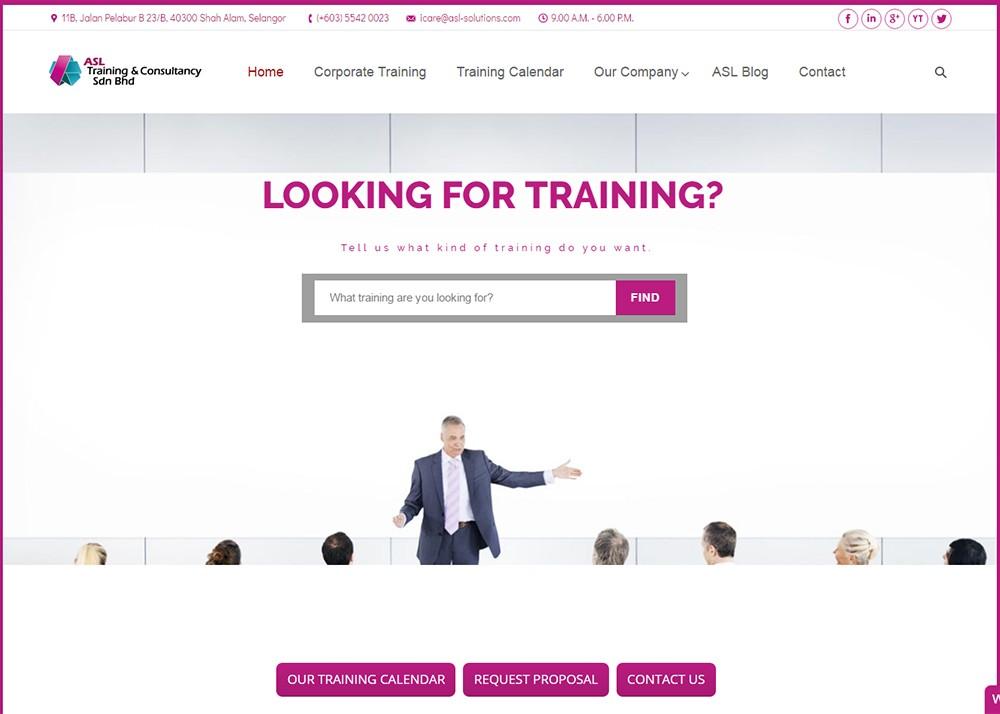 ASL Training: Training and Development Malaysia