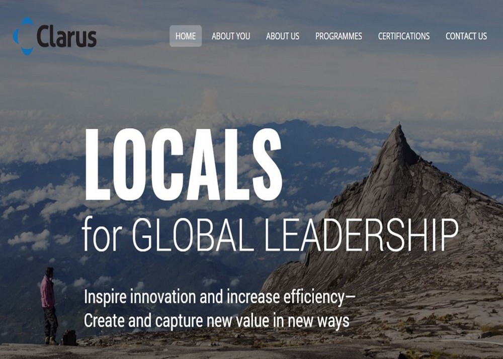 Clarus Consulting – Locals for Global Leadership