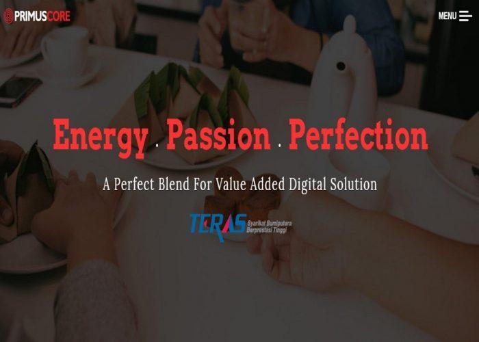 Primus Core – Premium Digital Solution