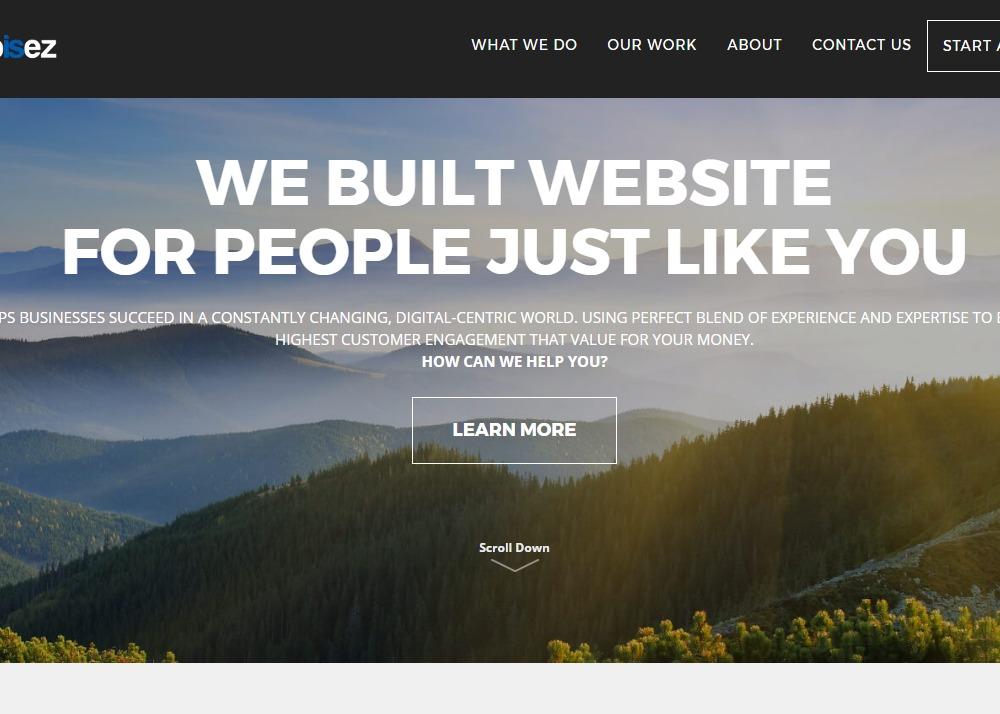 WEBISEZ – Digital Online Services