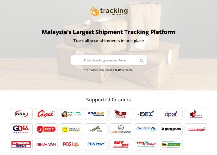 Tracking Malaysia