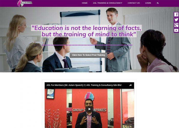 Corporate Training Malaysia – ASL Training & Consultancy
