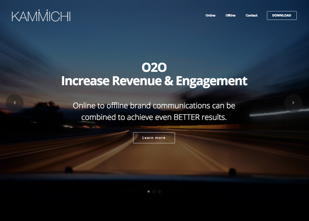 Kammichi – Online to Offline Brand Communications Agency