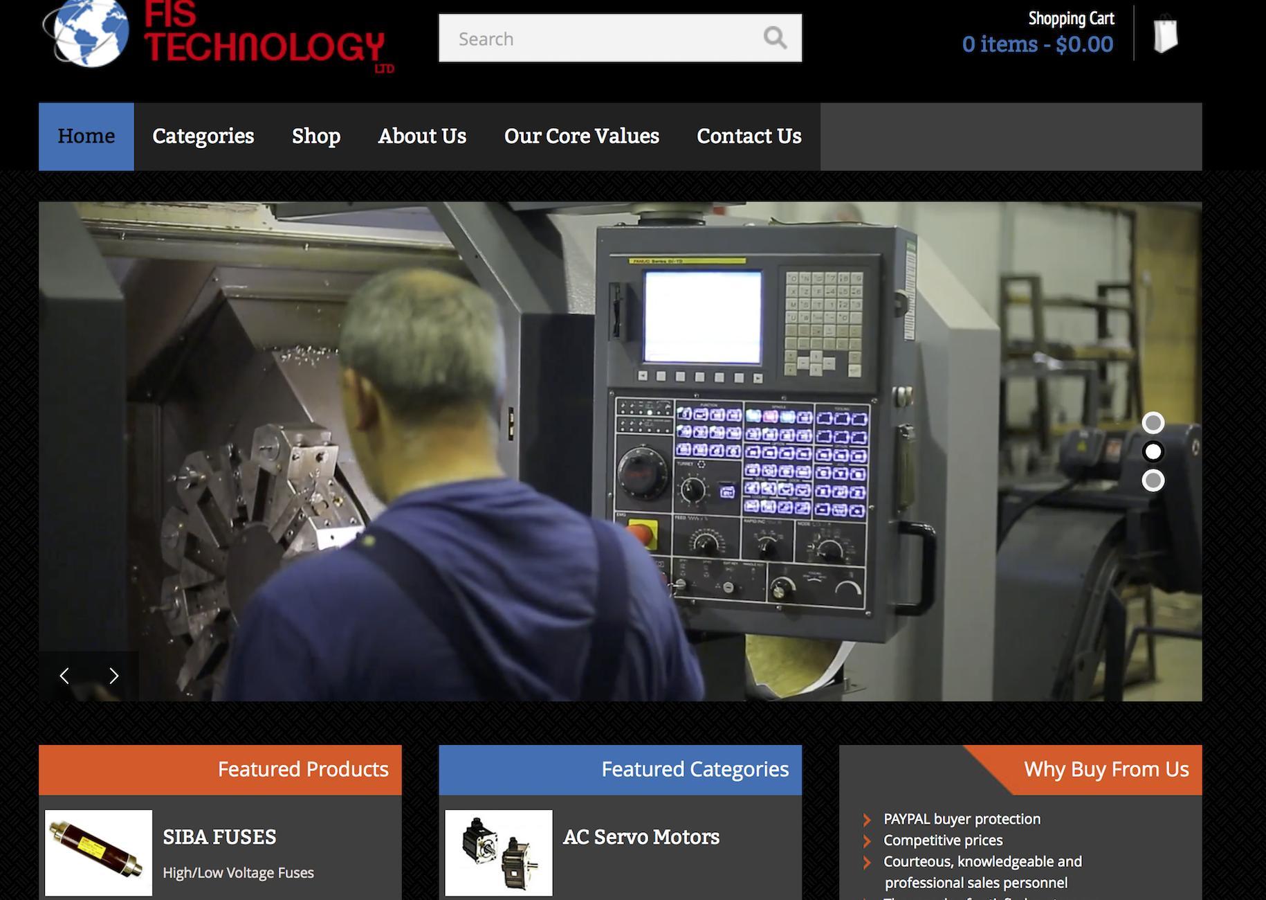 FIS TECHNOLOGY