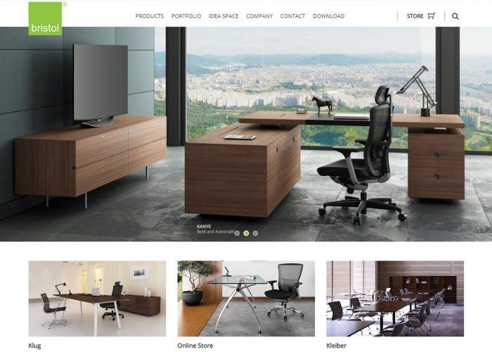 Bristol – Office Furniture Manufacturer