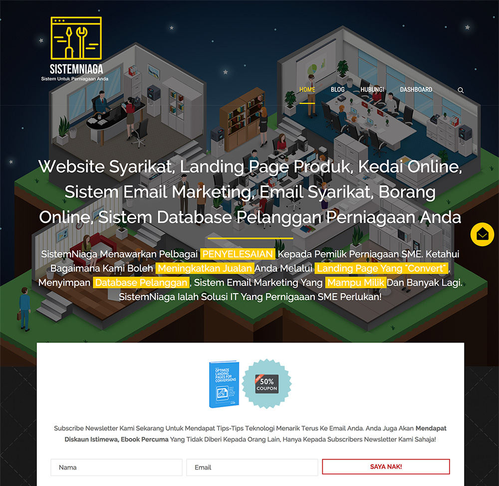 SistemNiaga.com – Sistem Perniagaan Untuk SME