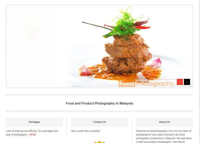 Food photography Malaysia