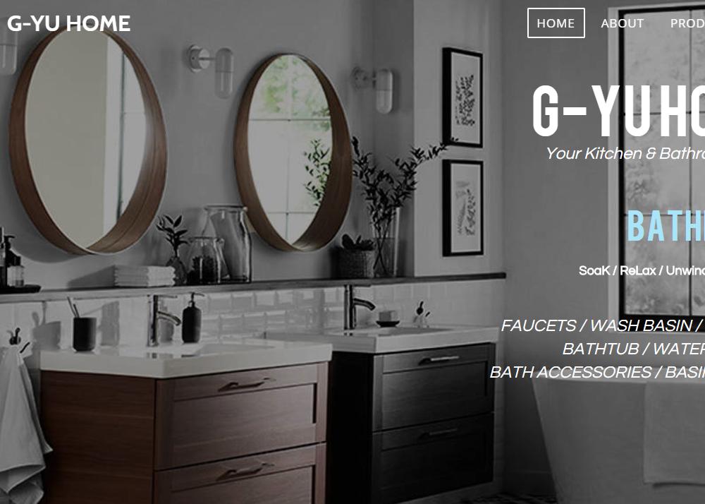 G-YU Home Your Kitchen & Bathroom Expert