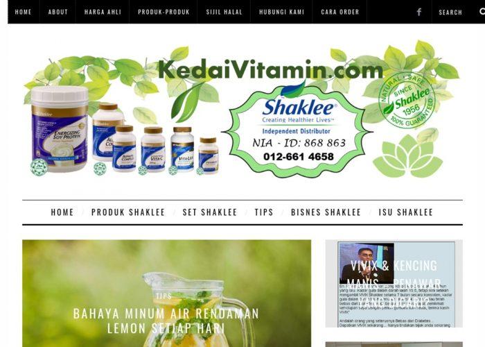 Kedai Vitamin