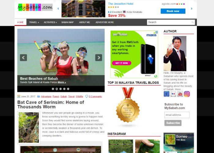 MySabah.com – Travelogues of Sabah