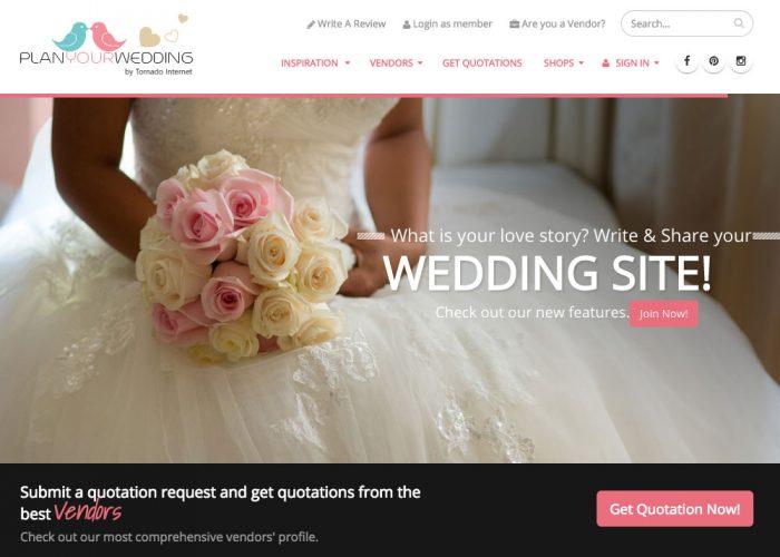 Plan Your Wedding