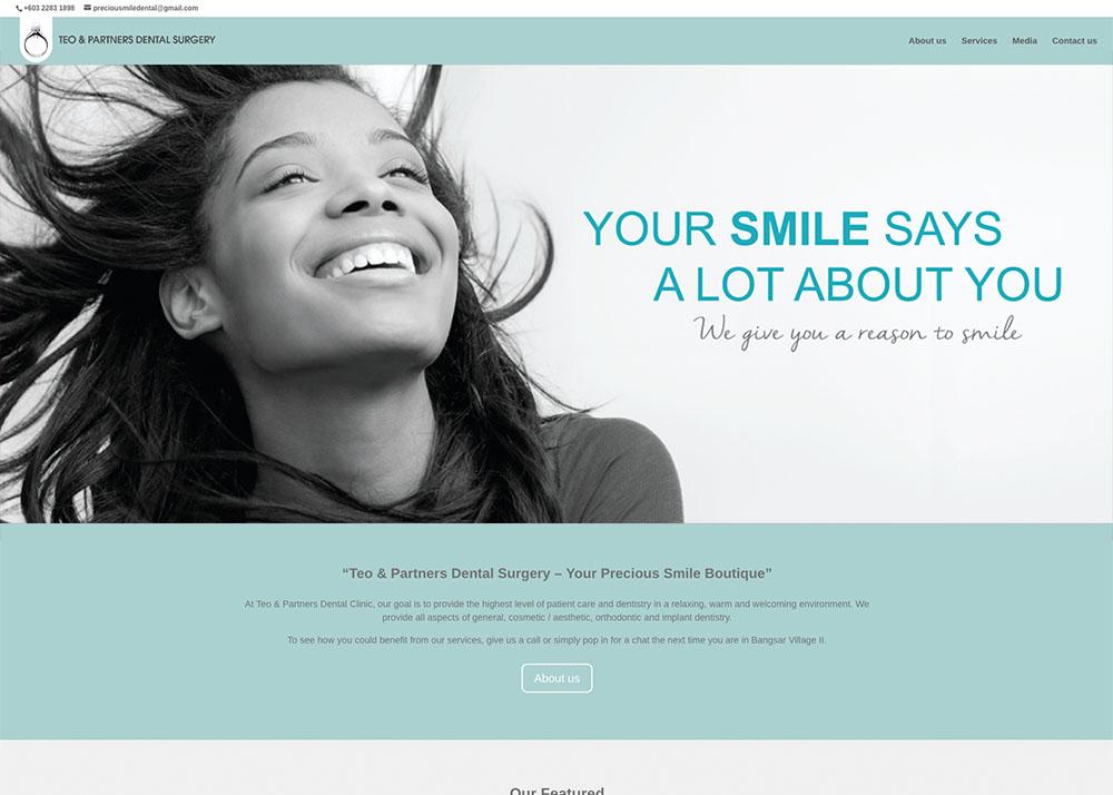 Precious Smile Dental – By Teo & Partners