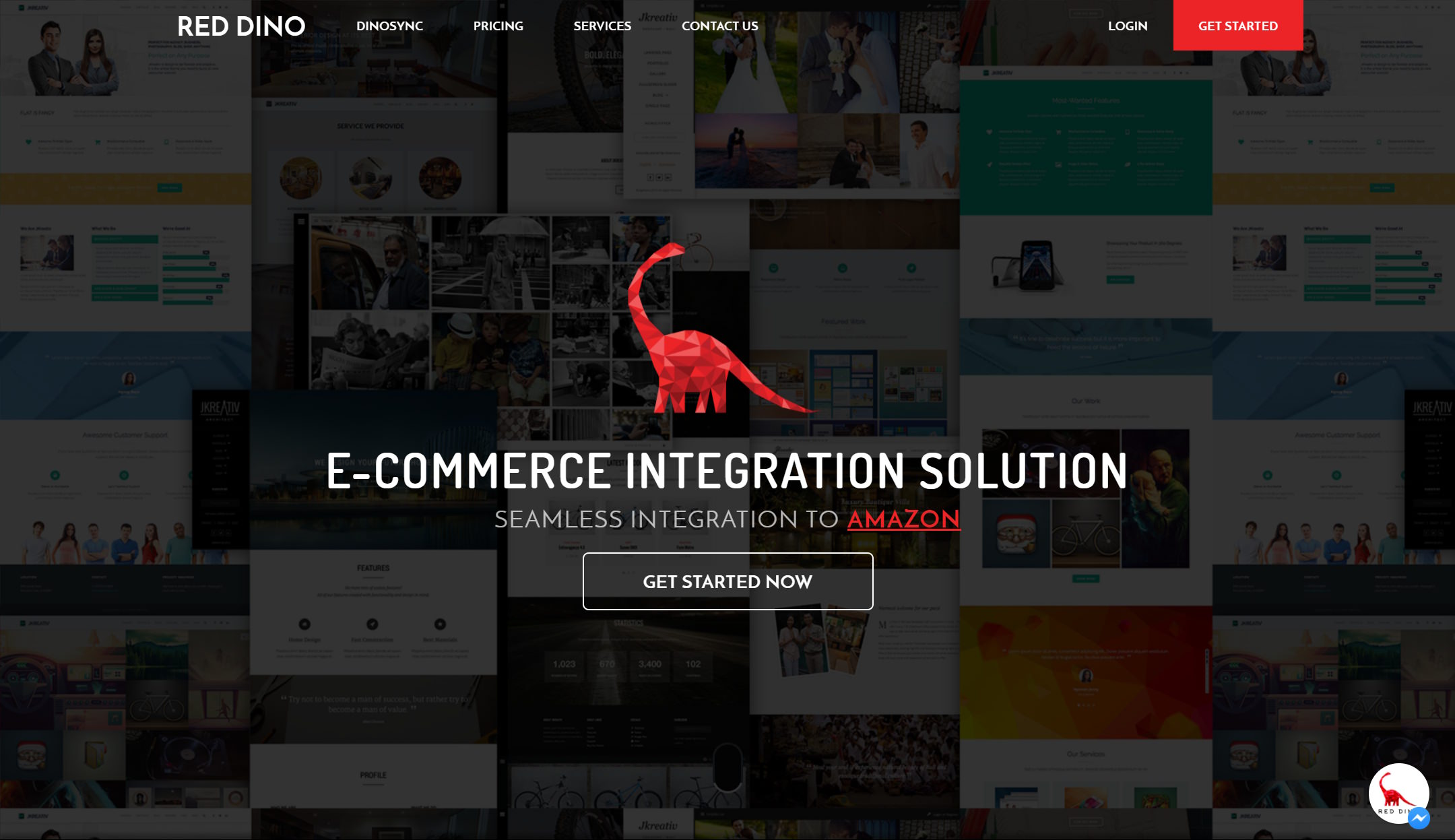Red Dino Venture | E-Commerce Integration Solution