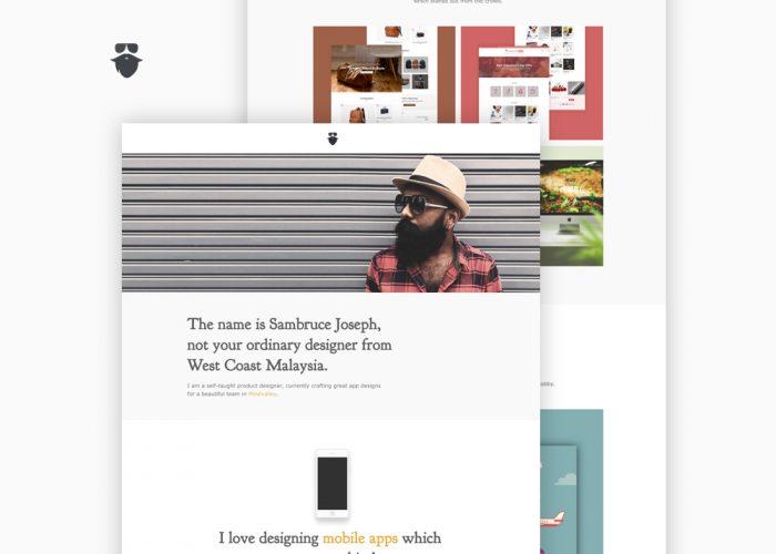 Sambruce Joseph | Not your ordinary designer